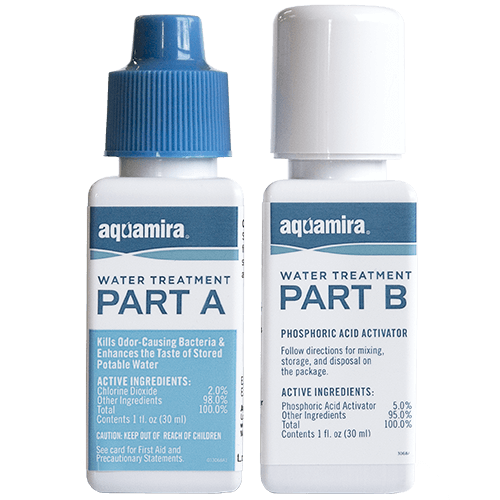 Aquamira Water Treatment 1 oz