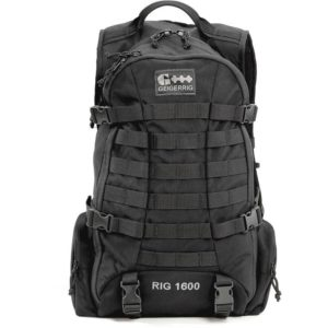 Geigerrig Tactical RIG 1600 (Black)