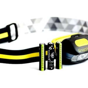 Sunjack USB Rechargeable HeadLamp