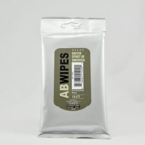 United Spirit of America Anti Bacterial Wipes