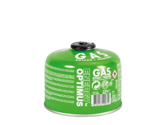 OPTIMUS UNIVERSAL GAS 230G FUEL CANISTER